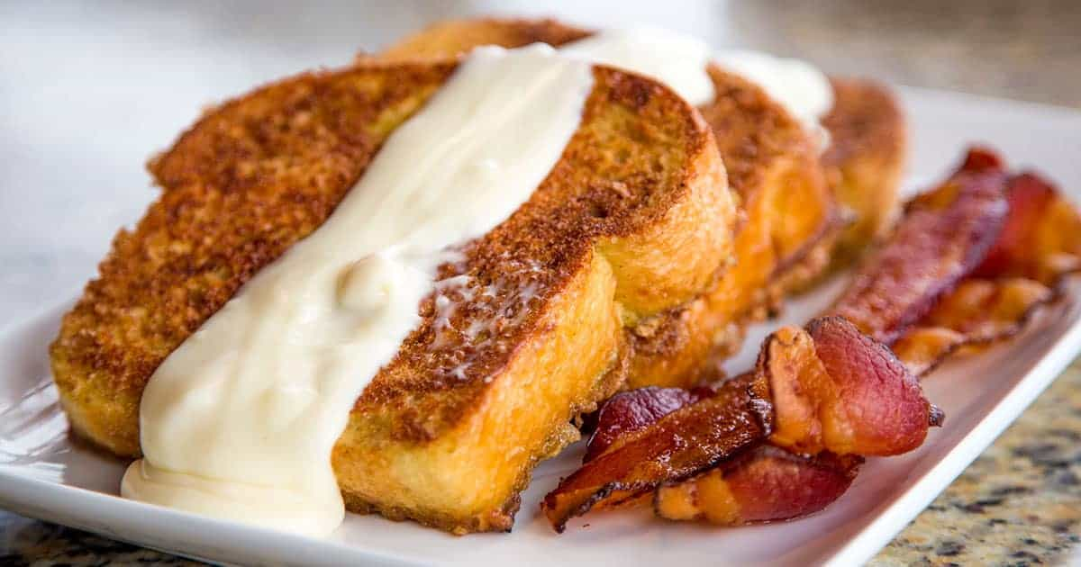 Holston's Kitchen Brunch French Toast
