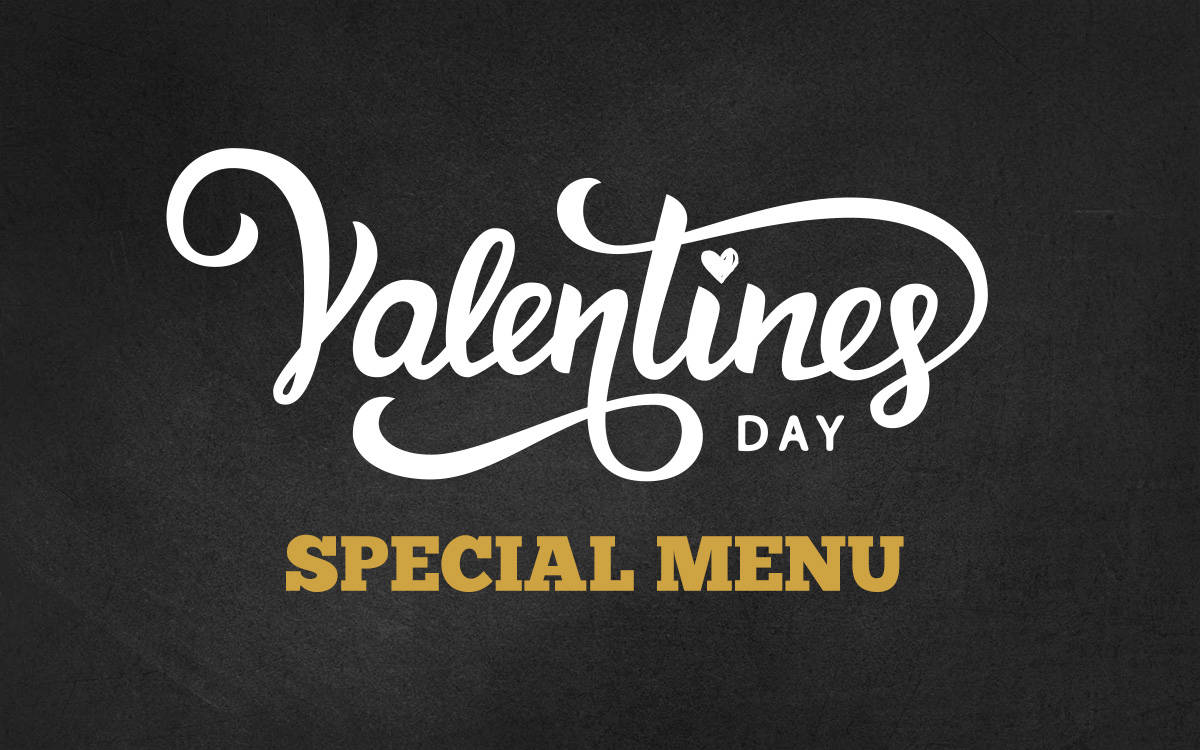 Valentine's Dinner Features at Holston's Kitchen